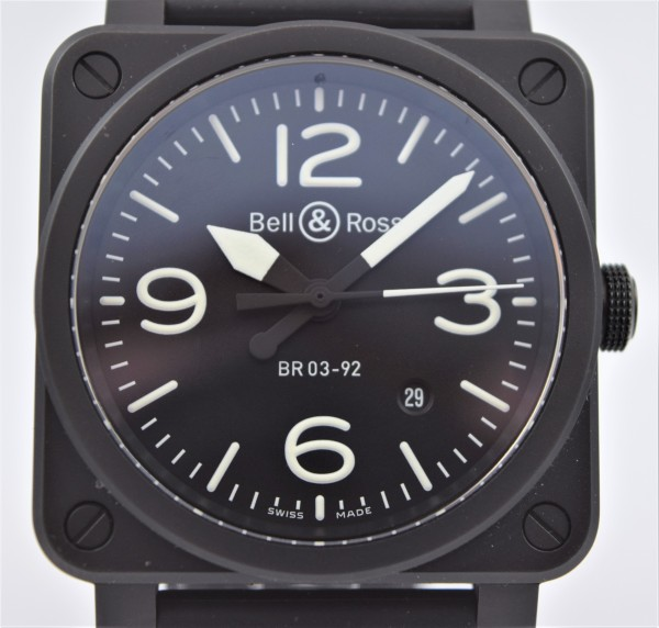 Bell & Ross BR 03-92 Certified Pre-Owned