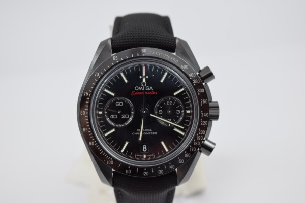 Omega Speedmaster Moontwatch Chronograph