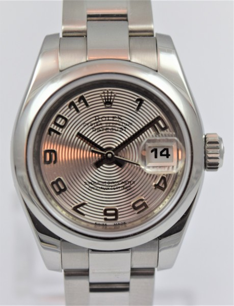 Rolex Lady Datejust 26, Certified Pre-Owned-VERKAUFT!
