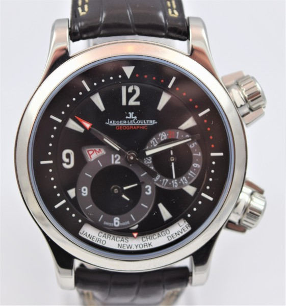 Jaeger le Coultre Master, Certified Pre-Owned-VERKAUFT!