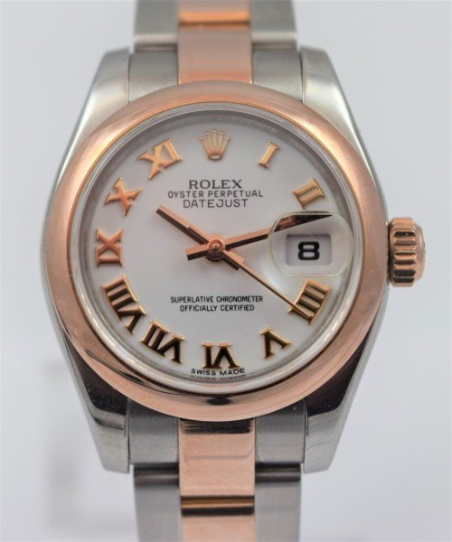 Rolex Lady Datejust 26 Certified Pre-Owned