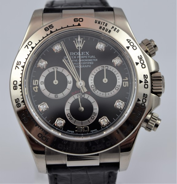 Rolex Daytona Certified-Pre-Owned