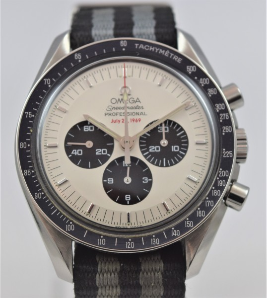 Omega Speedmaster Moonwatch, Customized Certified Pre-Owned