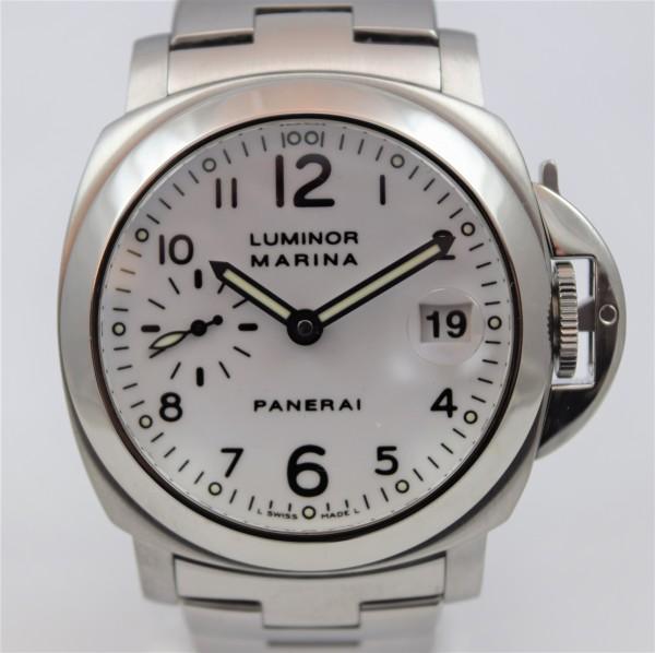 Panerai Luminor Marina 40 Certified Pre-Owned - VERKAUFT!