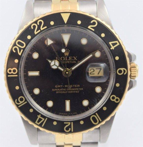 Rolex GMT Master Certified Pre-Owned