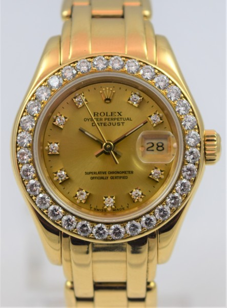 Rolex Pearlmaster 29mm Certified Pre-Owned