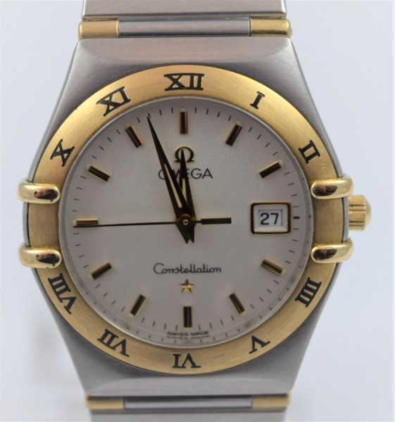 Omega Constellation Ladies Certified Pre-Owned