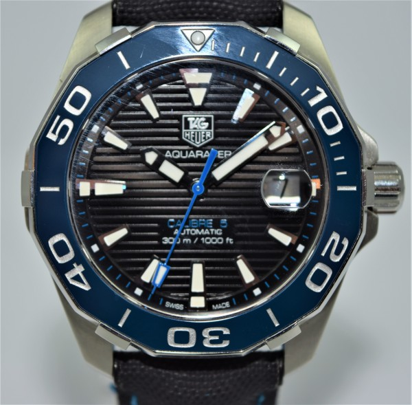 Tag Heuer Calibre 5 Certified Pre-Owned