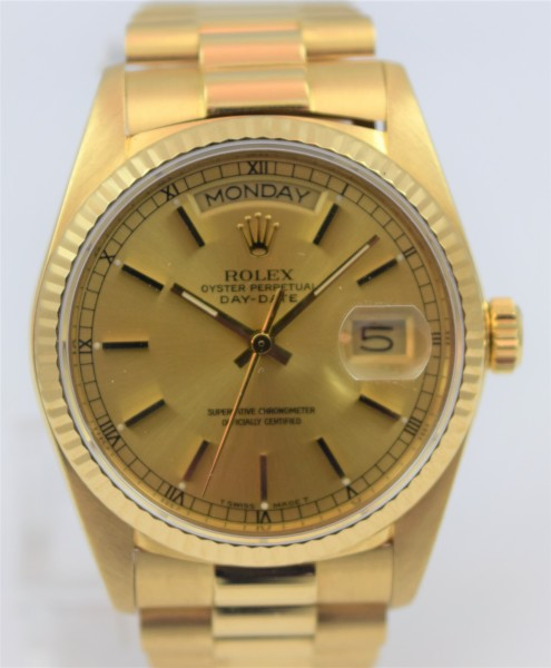 Rolex Day-Date 36mm Certified Pre-Owned Reserviert!
