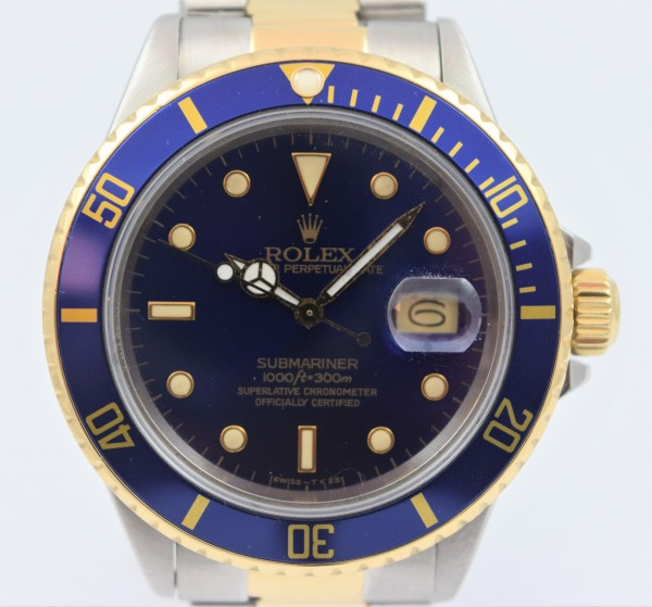 Rolex Submariner Date Certified Pre-Owned