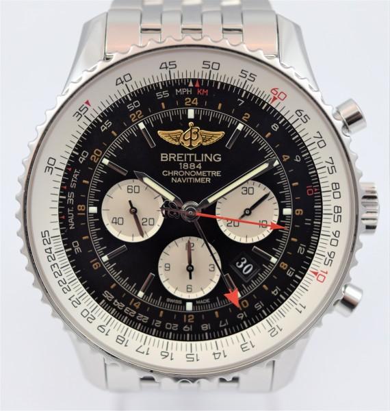 Breitling Navitimer GMT, Certified Pre-Owned, RESERVIERT!