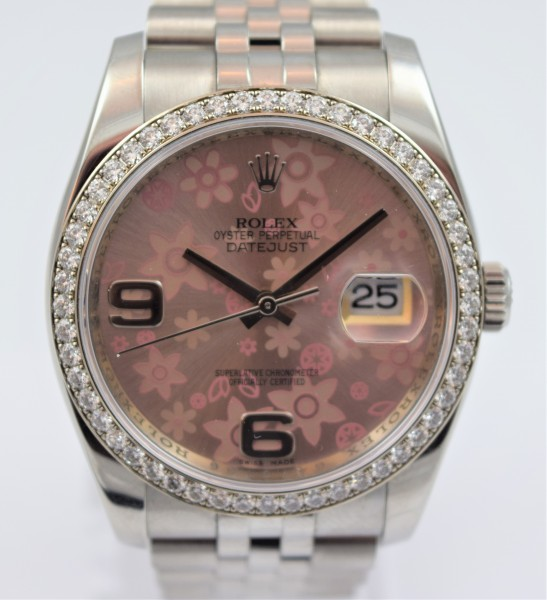 Rolex Datejust 36 Certified Pre-Owned Reserviert!