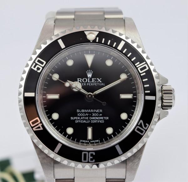 Rolex Submariner No Date VERKAUFT!