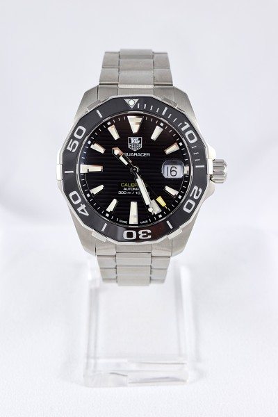 Tag Heuer Aquaracer Calibre 5 Certified Pre-Owned