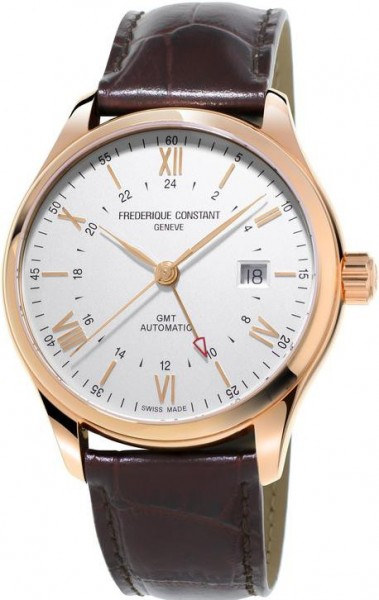 Frederique Constant Geneve Classic GMT