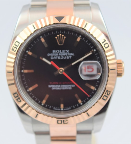 Rolex Turnograph Certified Pre-Owned