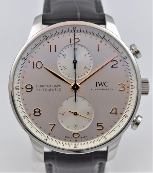 IWC Portugieser Chronograph, Neu/Ungetragen RESERVIERT!