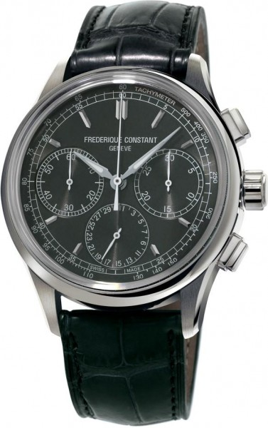 Frederique Constant Flyback Chronograph