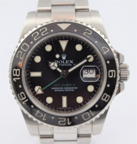 Rolex GMT Master II, Certified-Pre-Owned, RESERVIERT!