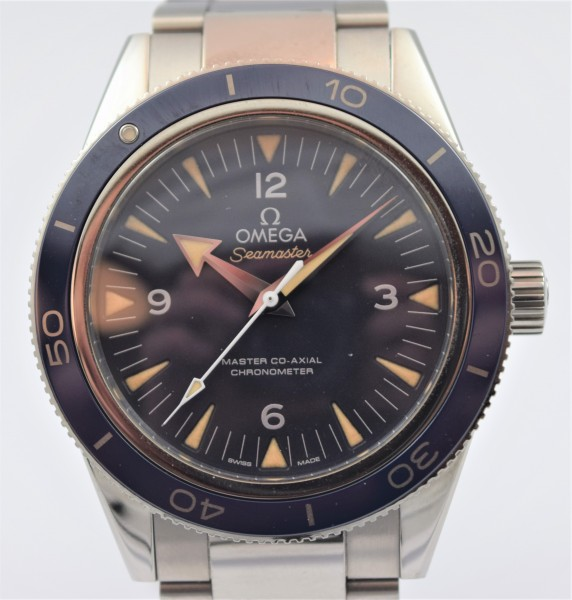 Omega Seamaster 300 Certified Pre-Owned