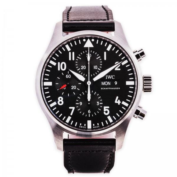 IWC Pilot´s Watch Chronograph VERKAUFT!