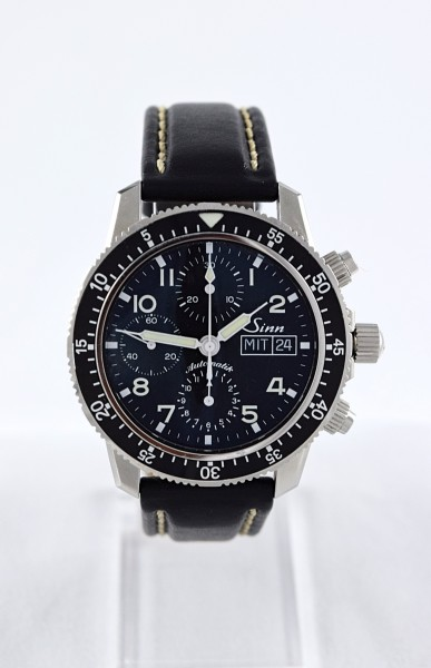 Sinn Flieger-Chronograph Certified Pre-Owned