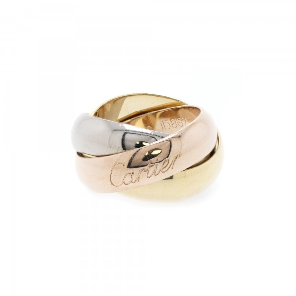 Cartier Trinity Certified Pre-Owned