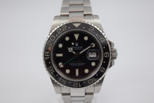 Rolex GMT-Master II Certified Pre-Owned