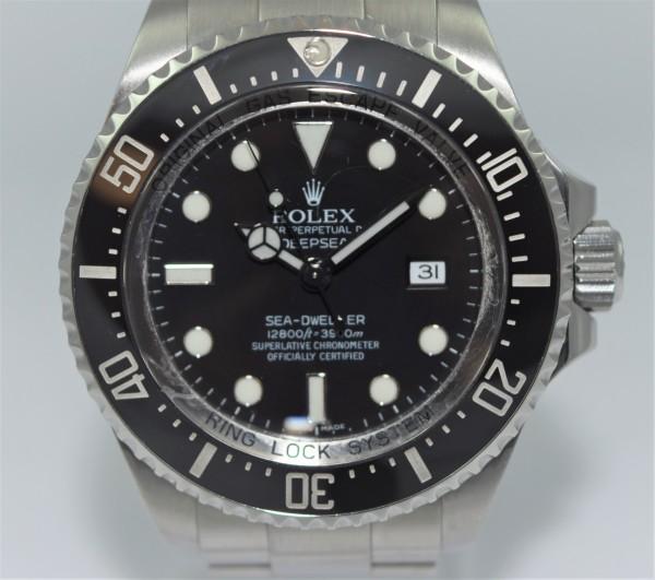 Rolex SeaDweller DeepSea Certified Pre-Owned