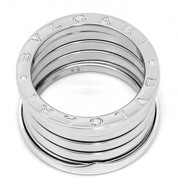 Bulgari BZero1 Ring Certified Pre-Owned