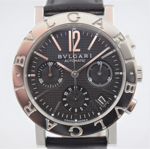 Bulgari Bulgari Chronograph Certified pre-owned