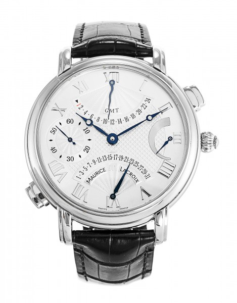 Maurice Lacroix Masterpiece Retrograde Certified Pre-Owned